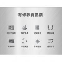 CNY 2021 PROMO Buffalo 35cm/40cm Yadeng Series Wok - SUS304 Stainless steel