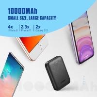 UGREEN 10000MAH FAST CHARGING POWERBANK 10000MAH DUAL USB PORTABLE POWERBANK PALM SIZE POWERBANK EXTERNAL BATTERY CHARGE
