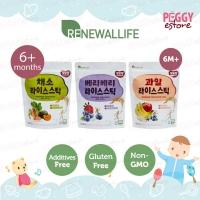 DDODDOMAM Organic Rice STICK series in 3 flavors