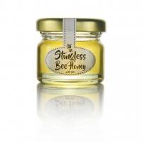 MELIPOLY 30gm Small Jar Honey Stingless Bee Honey/Apis Cerana Honey/Multifloral Honey   Madu Kelulut/Akasia/Bunga