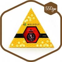 MELIPOLY 550gm Multiflora Honey/ Madu Bunga