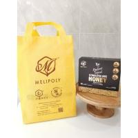 MELIPOLY 10gm x 30 sachet Stingless Bee Pure Honey with Probiotics Madu Kelulut Halal 100% from Rainforest Malaysia