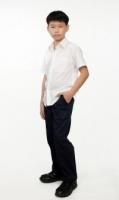 V3 Premium School Uniforms_Primary Boy Long Pants_NAVY