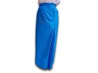V3 Premium School Uniforms_Secondary Girls Kain Kurung_BLUE