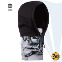 (buff)[BUFF] BF121503 Polar warm hooded headscarf Plus - ink rendering