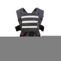 (WMM)United Kingdom [WMM] Venture+ Light Travel Strap-Extra Large, Black Ladybug