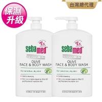 (sebamed)Seba 5.5 sebamed olive cleansing lotion 1000ml 2 into the group
