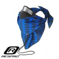 (RESPRO)British RESPRO BANDIT filter PM2.5 scarf-type masks (blue Ling grid)