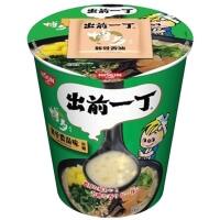 """Nissin"" Ding pig out front a soup flavored instant noodles (cup noodles) 77g"
