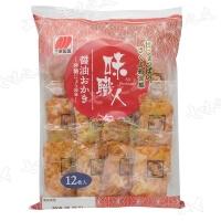Sanko Mishino Soy Sauce Rice Crackers (66g)