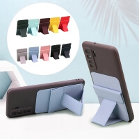 (GOLF)Golf PU Yang color card invisible bracket