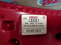 AUDI Q5 REAR TAILLIGHT RH/TAILLAMP RH/LAMPU BELAKANG KANAN(8R0945094A)
