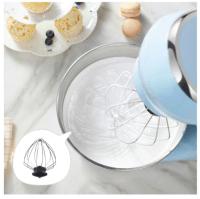 BEAR AUTOMATIC DOUGH MIXER (5L) SJJ-B10Q1, Bear dough mixer SJJ-B10Q1 5L bread maker home automatic mixer/ timing dough machine /power stand mixer/chef machine flour dough machine /multi-function eggbeater automatic /household mixing machine (Malaysia 3-Pin Plug)