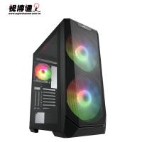 (superchannel)As Broadcom Superchannel SW002(B) Symphony Baron 20cm ARGB fan TYPE-C upright graphics computer case