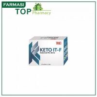 KETO-IT F 28 SACHETS