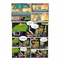 Chuck Chicken: The Robot Zilla