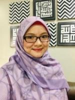 Bawal NUQ by SHAZAHA   Bawal Printed Premium Cotton Voile Bidang 55   Modern Hijab
