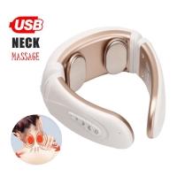 Huneck - Multifunction Electrical Back & Neck Shoulder Massager Body With Heat