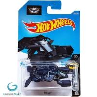 Hot Wheels Batman The Bat (Dark Blue)3/5 diecast 1/64 model 205/365