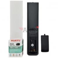 Huayu RM-L1098 Multi LCD TV Remote Control (Compatible: Hisense)