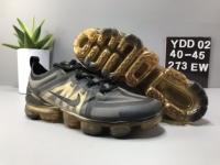 Nike Air Vapormax Running Shoes Men (Blackgold) Premium - 40-45 EURO