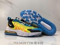💥READY STOCK💥Nike Air Max 270 React Eng nike running shoes Premium