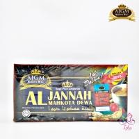 [AJGM] Kopi Pra Campuran Al Jannah Mahkota Dewa - 20 paket x 30g