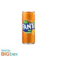 Fanta Orange Can 320ml - Malaysia