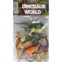 Mini Jurassic Dinosaur in a Bag Cute Dino