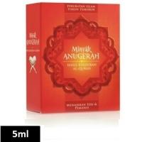 Minyak Anugerah Hasil Keajaiban Al Quran 5ml (Menaikkan Seri & Pemanis)