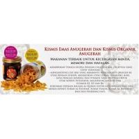 Anugerah Kismis 180g x 2 (Organik &Emas)