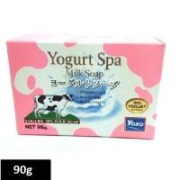 Yoko Yogurt Spa Milk Soap 90g