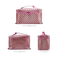 MALAYSIA -Cosmetic Bag BEG KOSMETIK BEG ALAT MAKE UP+CERMIN