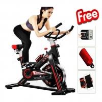 🔥M'SIA STOCK] Exercise Cycle Bike Support Weight up 150 kg-Alat Senaman Basikal