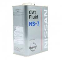 Nissan CVT Fluid NS-3 Genuine Parts 4 Litre