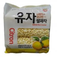 KOREA RICE CRACKERS (CITRON FLAVOUR) 70G