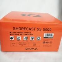 DAIWA SHORECAST SS SPINNING REEL (2018)