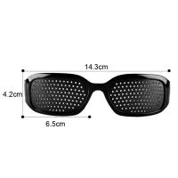 Anti-Fatigue Eyesight Care Improver Stenopeic Pin Pinhole Glasses
