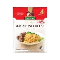 San Remo La Pasta 120g - Macaroni Cheese Pasta & Sauce