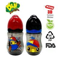 MALAYSIA] 2 BOTOL PA Free SUSU BAYI / Botol susu Didi Friends 9oz Twinpack