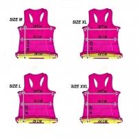 MALAYSIA] BAJU SUKAN MUDAH BERPELUH/ Hot Thermo Sweat Neoprene Body Shaper Slimming