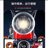 E Care 1.0 - 3 Wheel Electric Bike