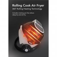Buffalo Pro Chef Automatic Cooking Machine Stir Fry Cooker Maker Non-stick Pot Air Fryer KWT01