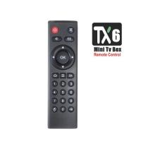 MALAYSIA} ALAT KAWALAN JAUH TX6 remote TX3 remote 24keys IR Remote Control for TX6 TX3 TV Box Replace Remote Control