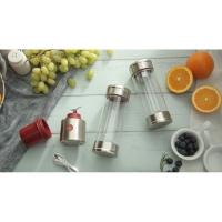 Ready stock in 🇲🇾! Korea Vach Portable Electric Juicer Blender + Tumbler/Botol Air Pengisar *5pin & USB charging port!
