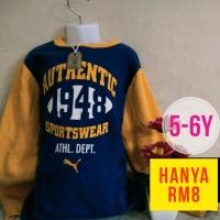 Kid Clothing Girl Boy Dress Shirts Jacket Sweater Hoodie Prelove 5 year 6 year 019