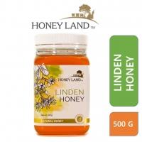 Honey Land™ – Linden Honey (500g) 100% Madu Asli