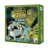 (新天鵝堡)【New Swan Castle Booths】 Power Company Card Edition POWER GRID: THE CARD GAME - Chinese version