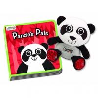(Lamaze)Lamaze infant toys - panda's good friend gift box