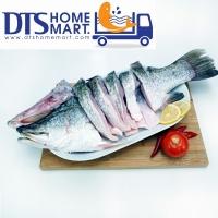 Barramundi Fish Cut Pcs (One Whole Fish @ 3kg-3.2kg) 大金目鲈鱼切块 (一条)